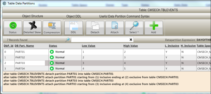 Managing db2 databases with db2Gdba Part 2